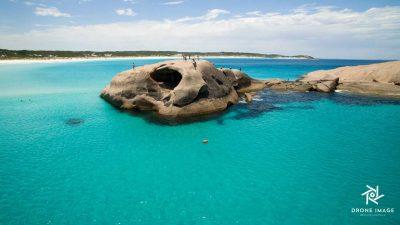 drone-image-wa-skull-rock-esperance-twilight-beach