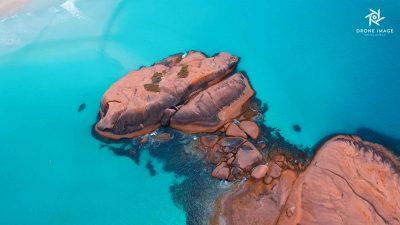 drone-image-esperance-twilight-beach-skull-rock-landscape