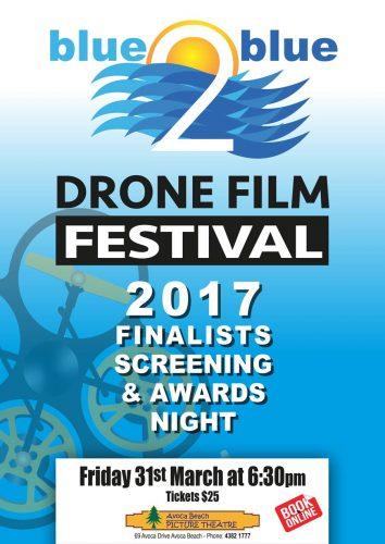 Blue2Blue Drone Film Festival 2017