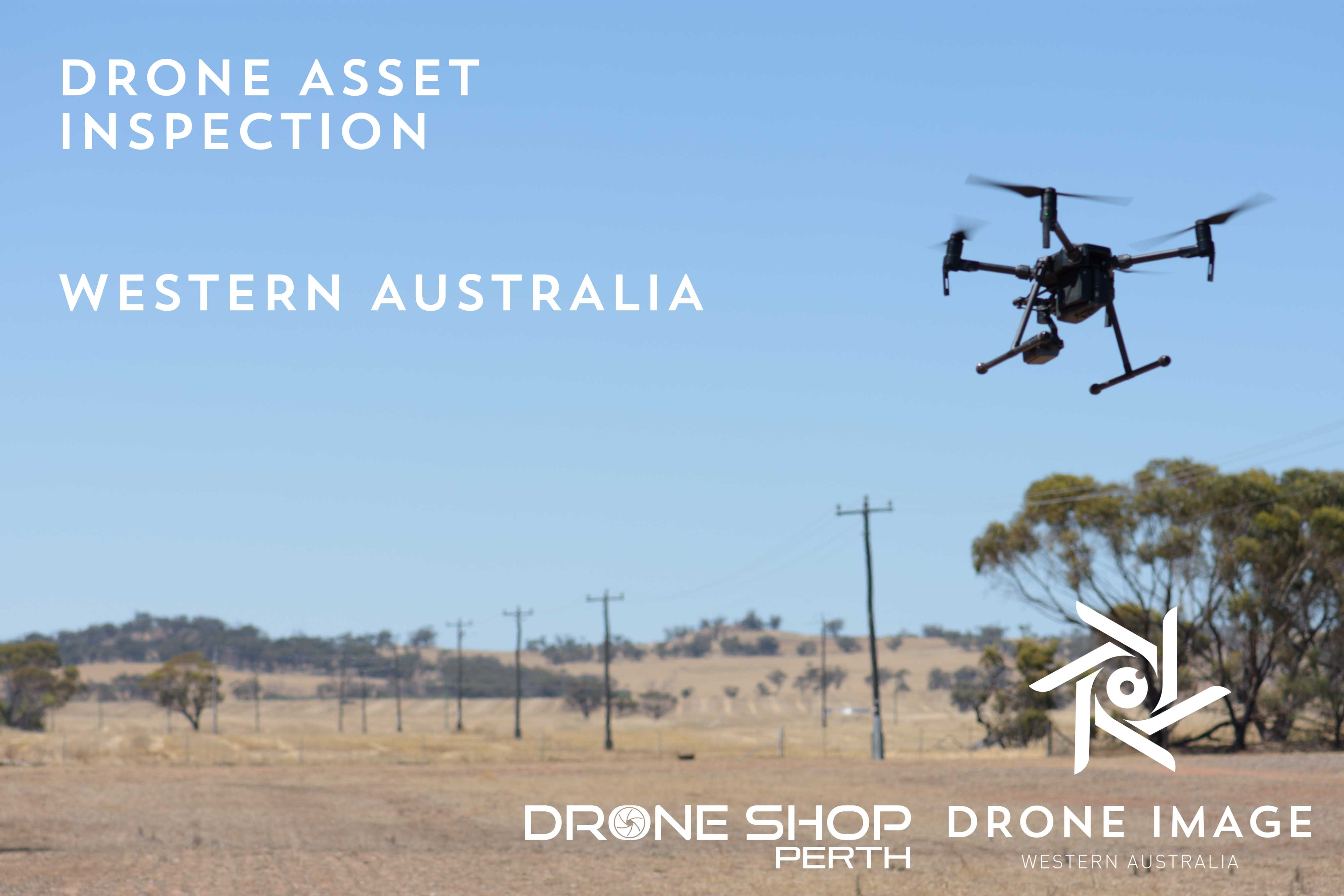 Drone Image Drone Shop Perth Power Line Drone Asset Inspection Western Australia