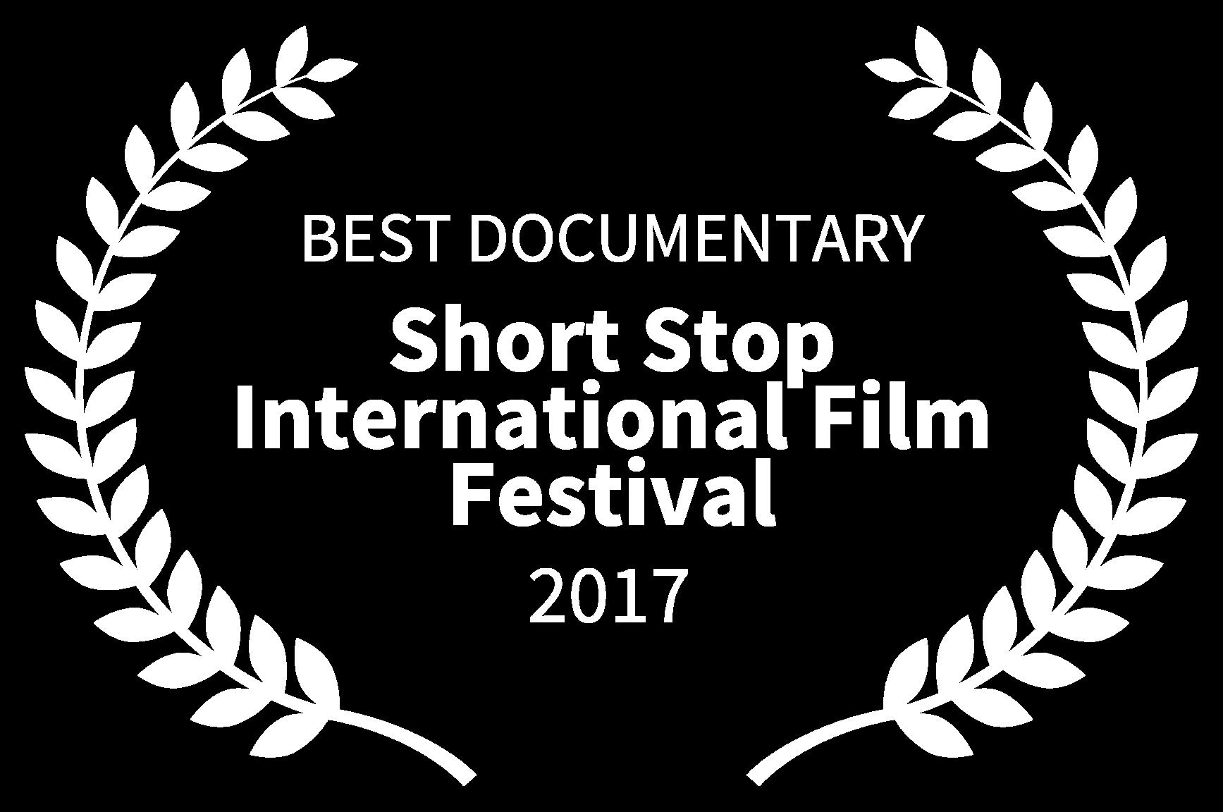 BEST DOCUMENTARY - Short Stop International Film Festival - 2017 (1)