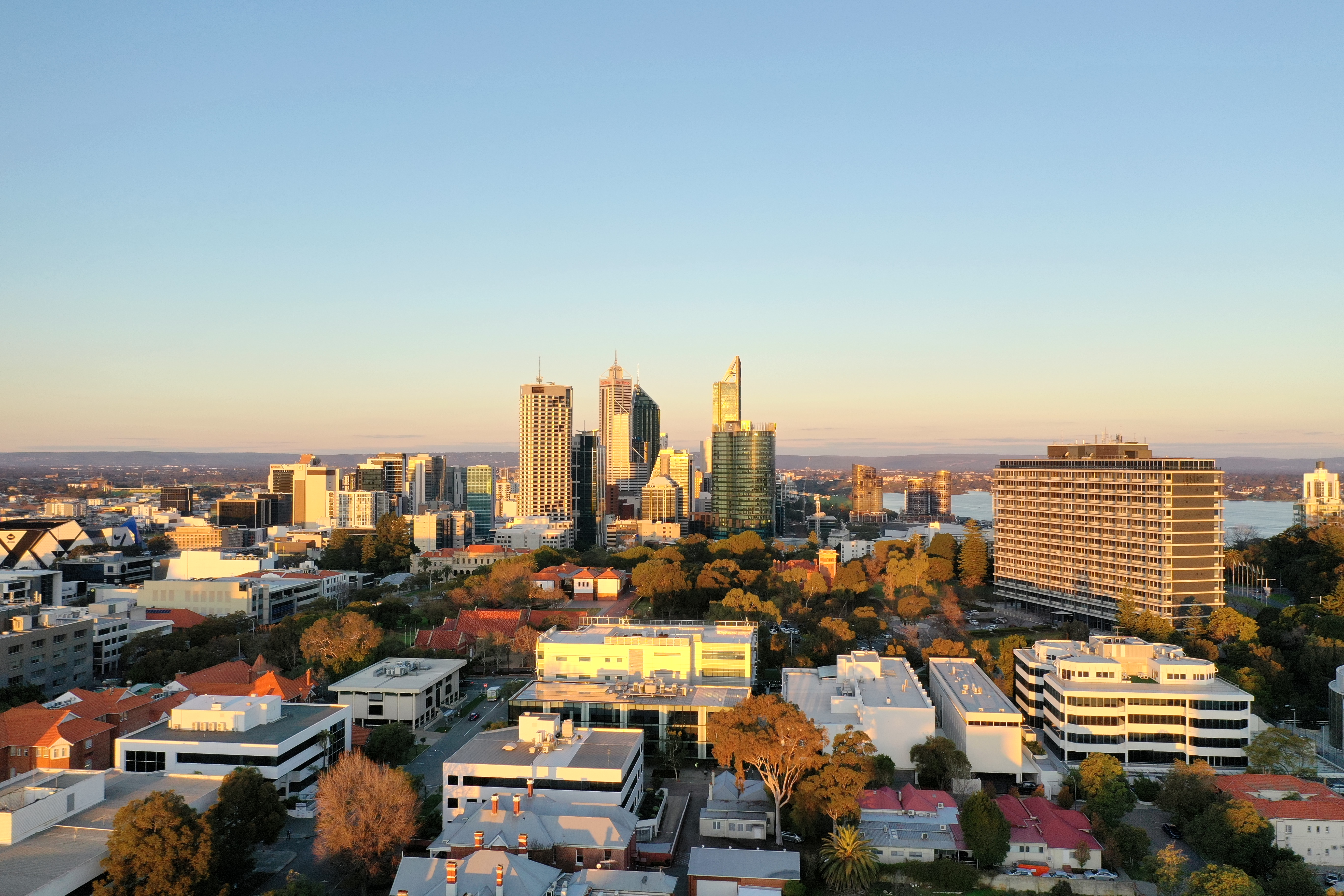 Drone Image Perth Commercial Property Photography