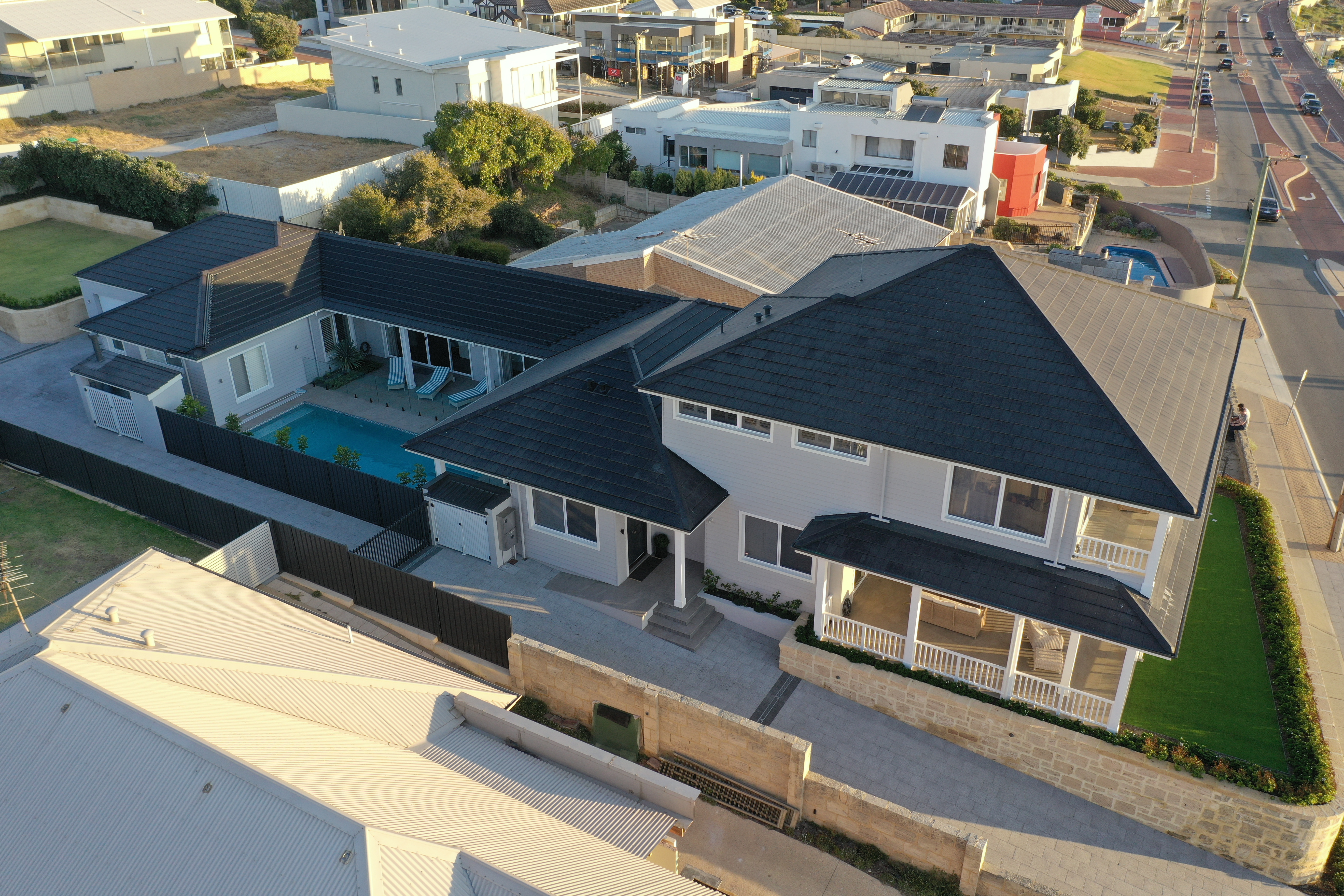 Residential Drone Photographer Perth