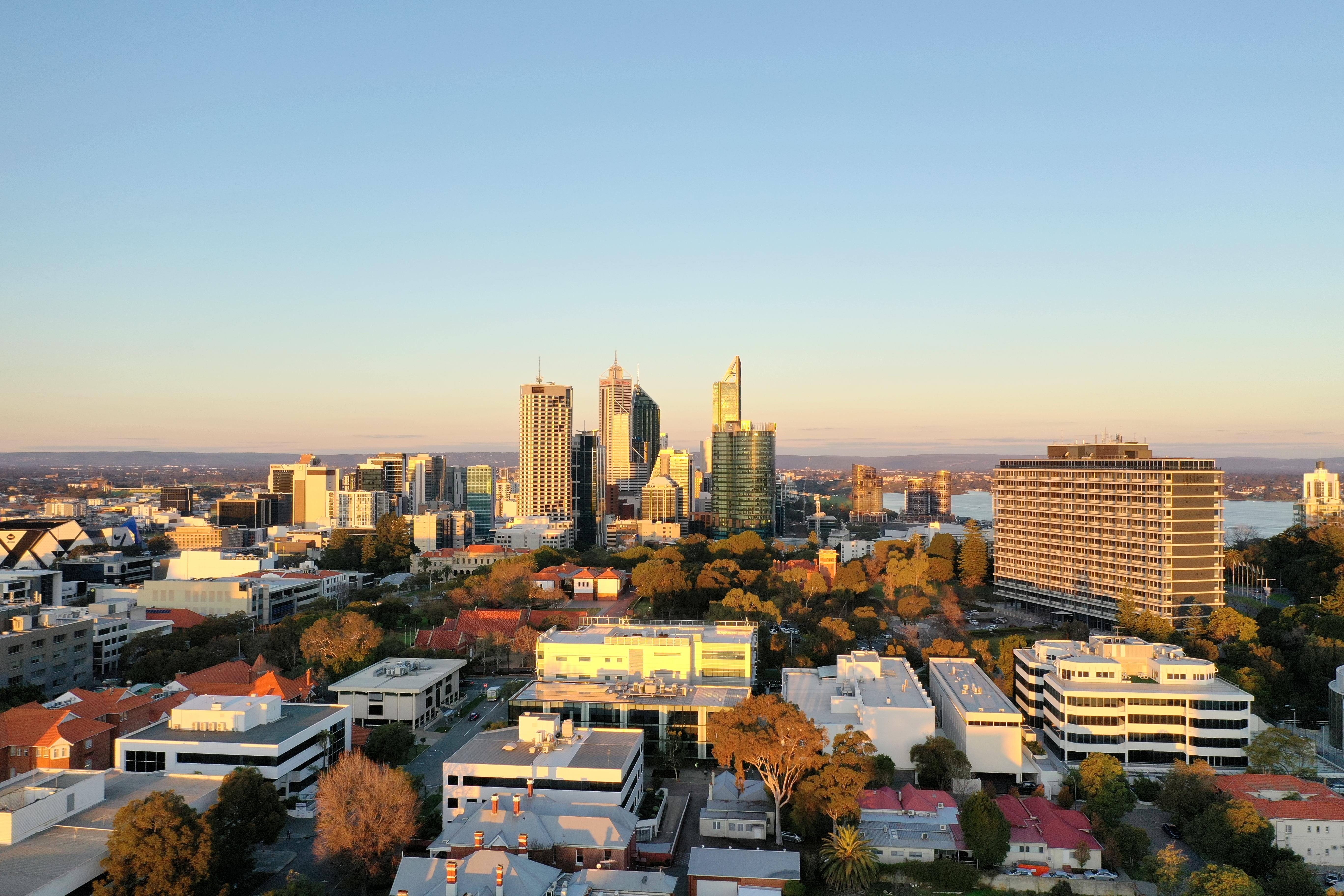 Drone Image Western Australia 360 Panorama VR Property Visualisation
